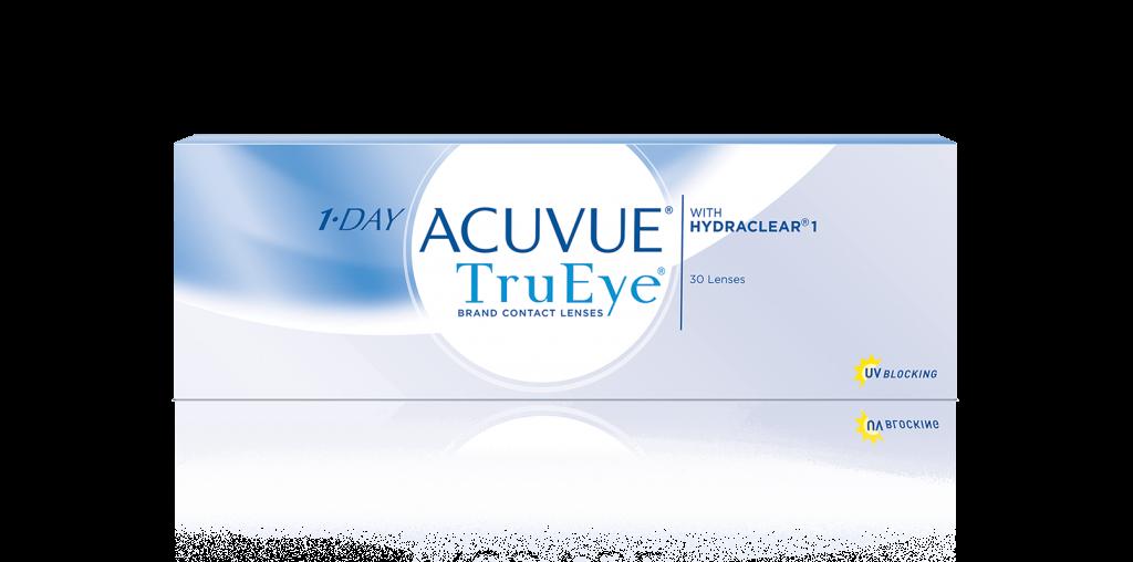 1-DAY ACUVUE® TruEye®